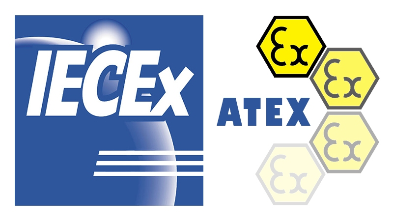 Are fabric expansion joints and thermal insulation jackets subject to Atex certification?